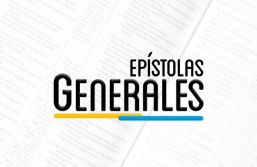 NTS 404 – EPISTOLAS GENERALES