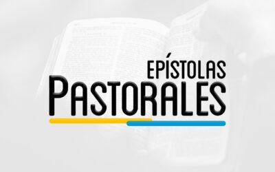 NTS 301 – EPISTOLAS PASTORALES