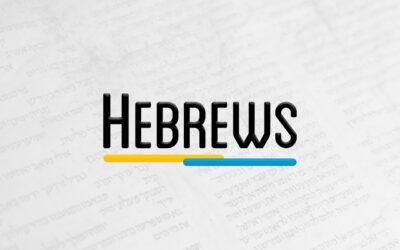 NTS 302 – HEBREWS