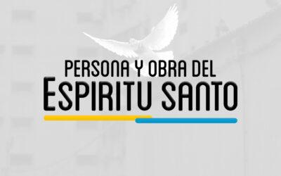 SPT 301 – PERSONA Y OBRA DEL ESPÍRITU SANTO