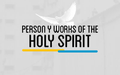 SPT 301 – PERSON AND WORK OF THE HOLY SPIRIT