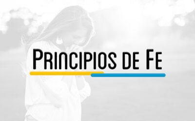 PTH 101 – PRINCIPIOS DE FE