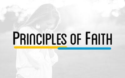 PTH 101 – PRINCIPLES OF FAITH