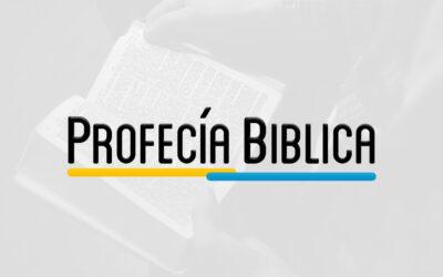 THE 403 – PROFECIA BIBLICA