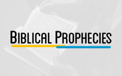 THE 403 – BIBLICAL PROPHECY