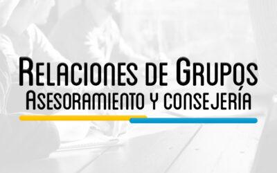 CNS 201 – RELACIONES DE GRUPOS: ASESORAMIENTO Y CONSEJERIA