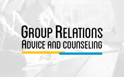 CNS 201 – GROUP RELATIONS: ADVICE AND COUNSELING