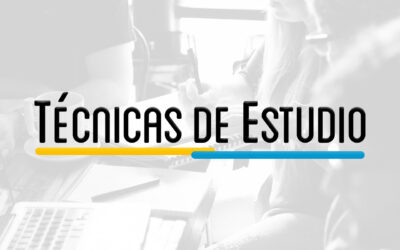 ST101 – TECNICAS DE ESTUDIO