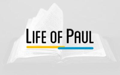 NTS 401 – LIFE OF PAUL